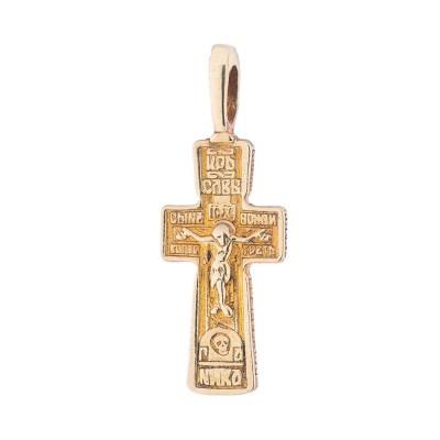e28c5ae4652c Купить серебряные православные крестики, нательные кресты из серебра ...